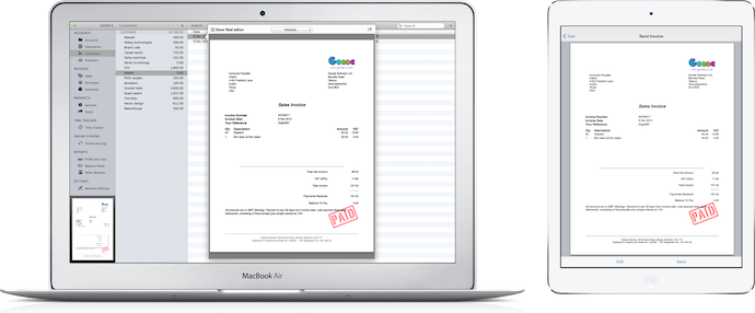 H1 Receipt Status Word Accounting  Invoicing Software For Small Businesses  Easy Books Official Receipt Format Word with Invoice Format Free Download Word Customer Invoicing Commercial Invoice Customs Pdf